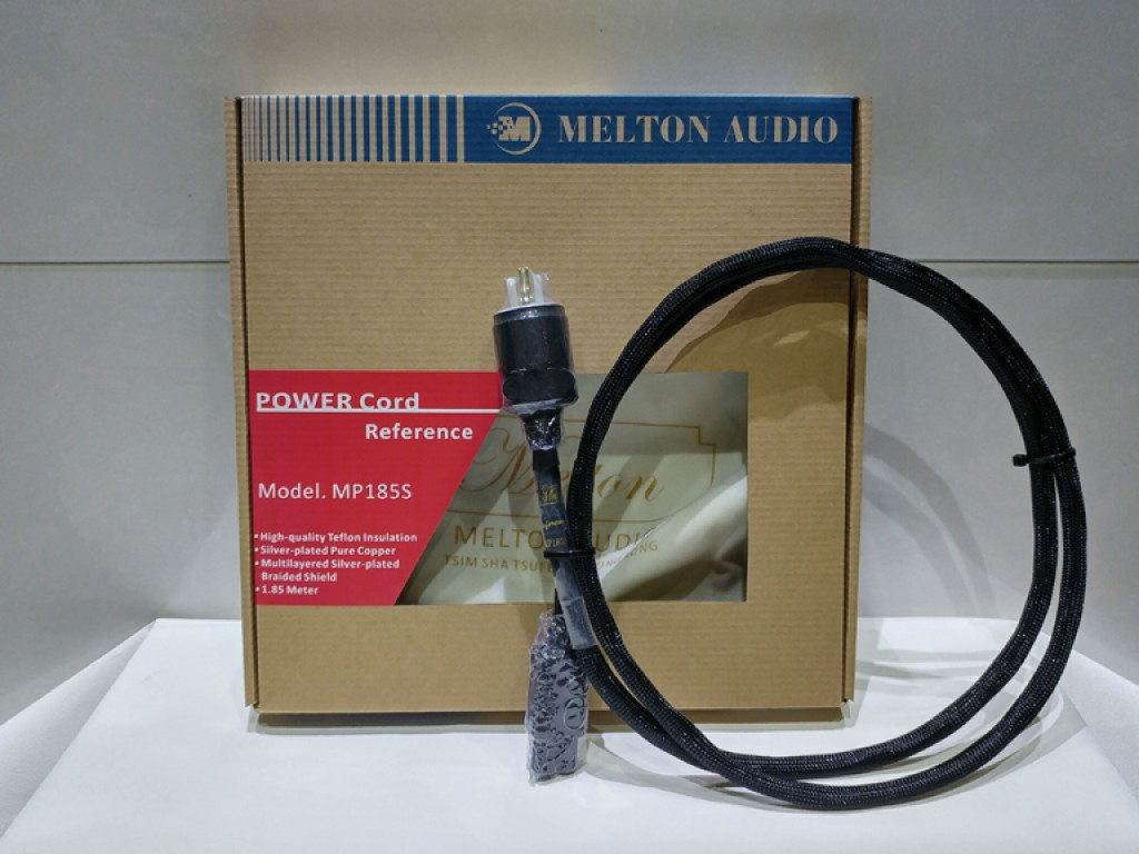 Power Cord Reference – MP185S