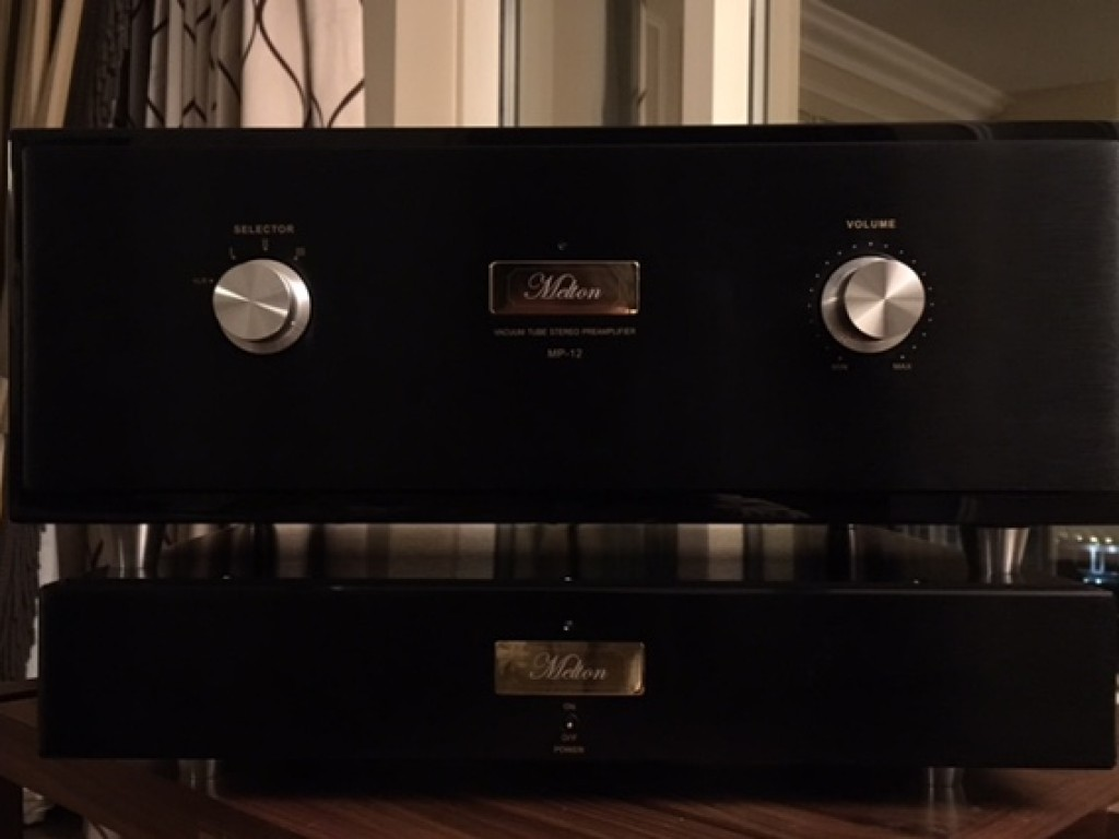 MP-12<br>Preamplifier