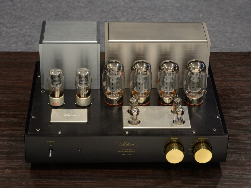 MKT88P-80W<br>Integrated Amplifier