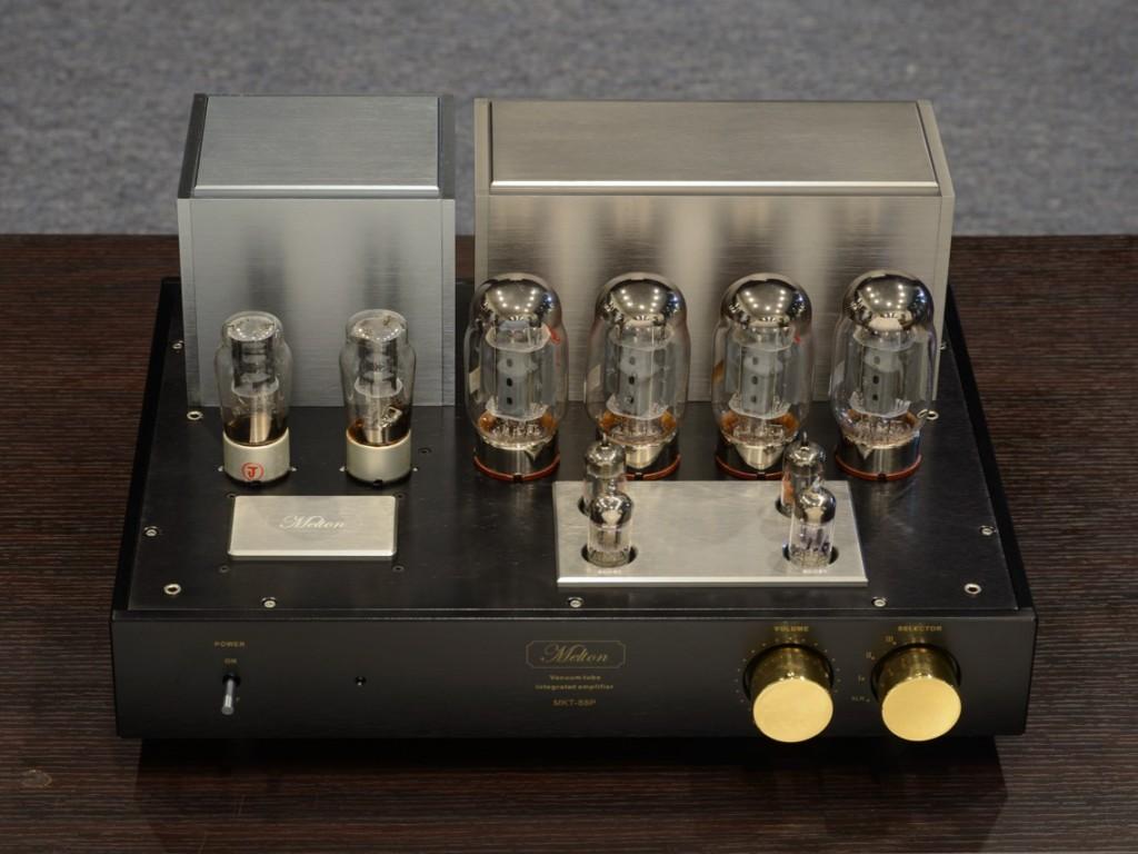 MKT88P-80W<br>真空管合併放大器