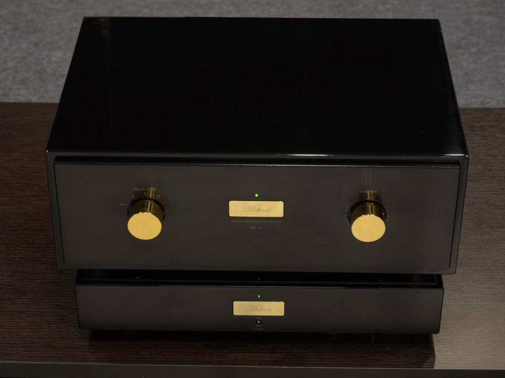 MP-12<br>Stereo Preamplifier