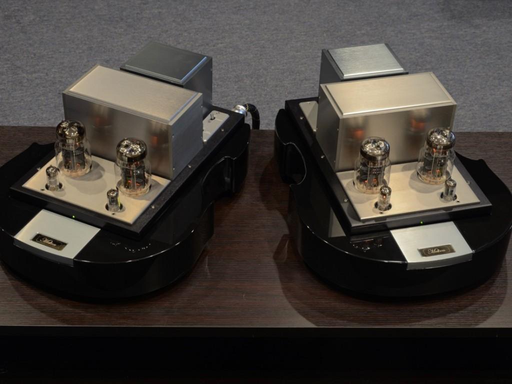 MC33-80W<br>真空管單聲道推挽後級
